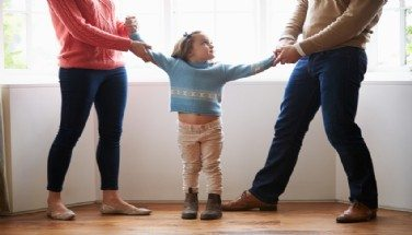 איך לספר לילדים שאתם מתגרשים?