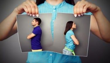 מהו מועד הקרע בין בני זוג בעת גירושין?