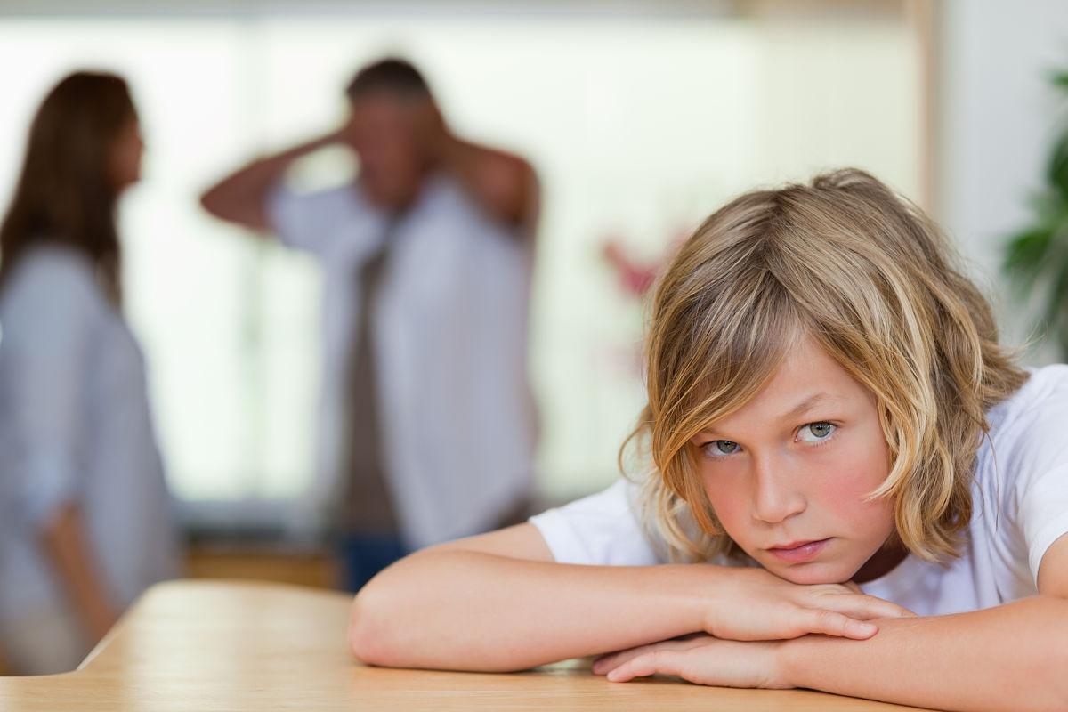 להתגרש או להישאר בשביל הילדים?