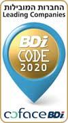משרד עורכי דין רות דיין מדורג BDi 2020